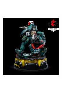 Фигурка Trauma Team Elite Response Unit (Cyberpunk 2077)