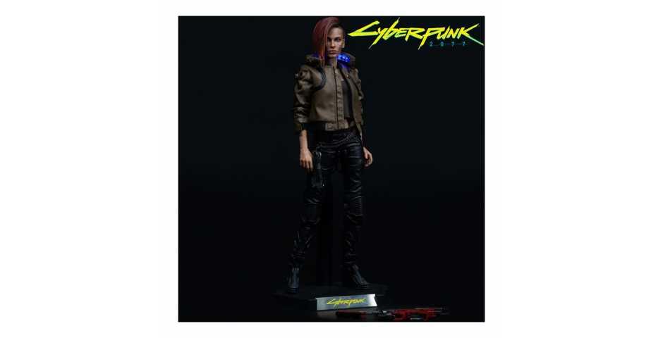 Фигурка V Female (Pure Arts) (Cyberpunk 2077)