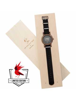 Часы Wooden Wolf School Watch