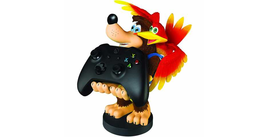 Держатель Banjo-Kazooie Cable Guy — Phone and Controller Holder