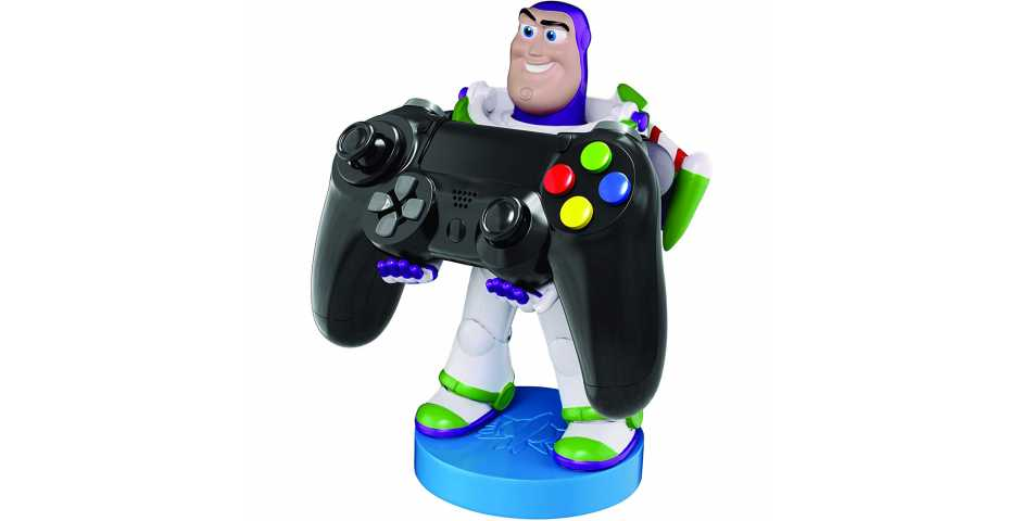 Держатель Buzz Lightyear Cable Guy — Phone and Controller Holder