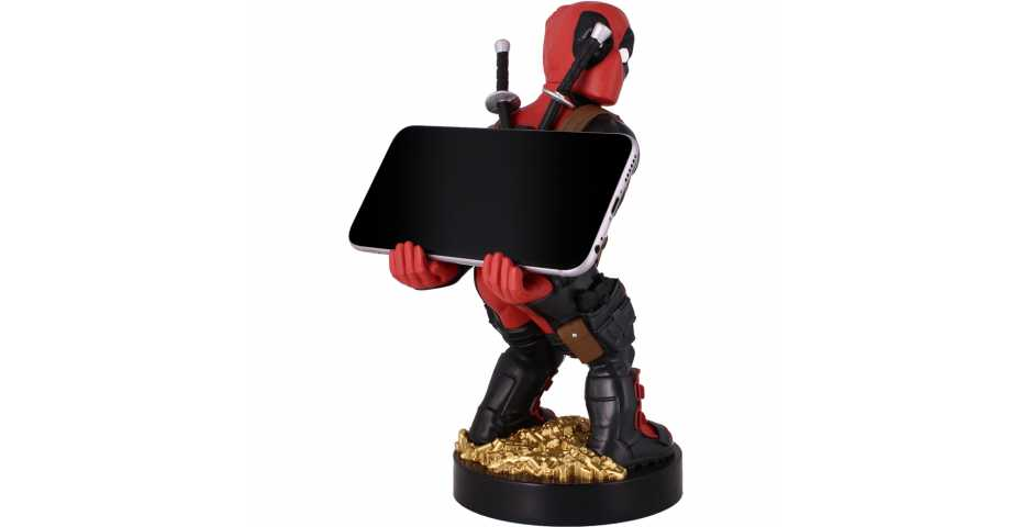 Держатель Deadpool (Bringing Up The Rear) Cable Guy — Phone and Controller Holder