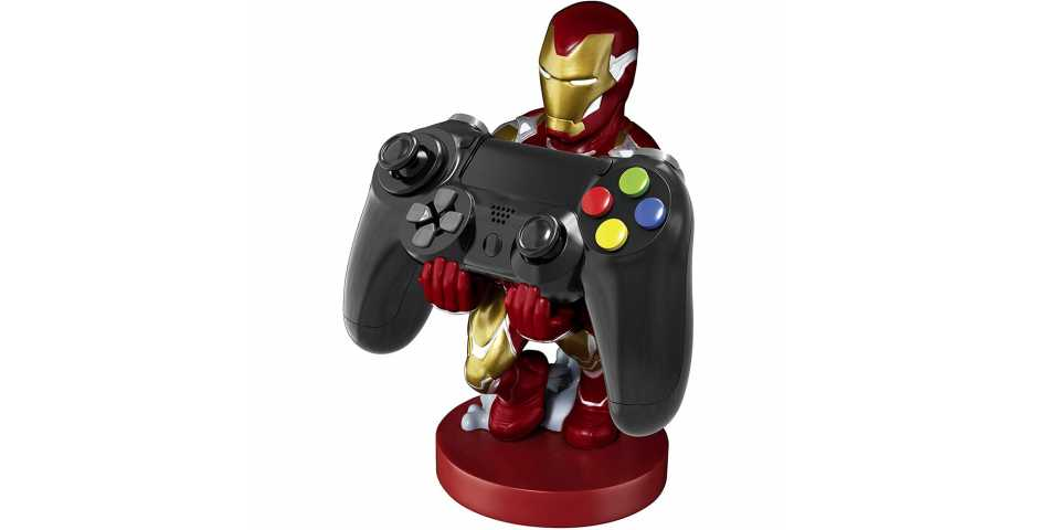 Держатель Iron Man Cable Guy — Phone and Controller Holder