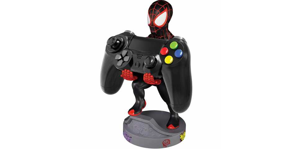 Держатель Miles Morales Spider-Man Cable Guy — Controller and Device Holder