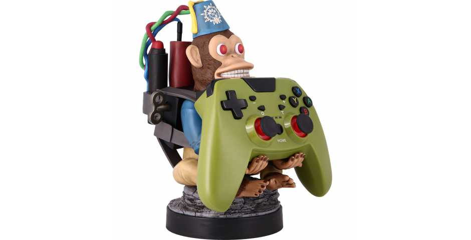 Держатель Monkey Bomb Cable Guy — Phone and Controller Holder