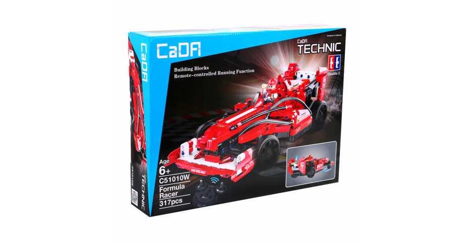 Радиоуправляемый конструктор CaDA Formula Racer