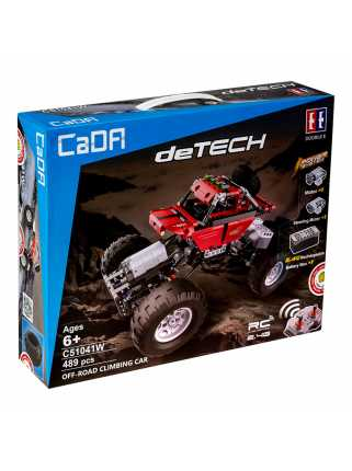 Радиоуправляемый конструктор CaDA Off-Road Climbing Car
