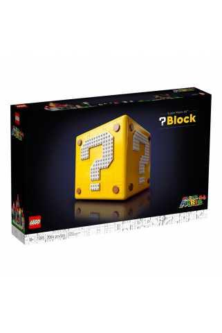 Конструктор LEGO Super Mario 64 (Блок Знак вопроса)