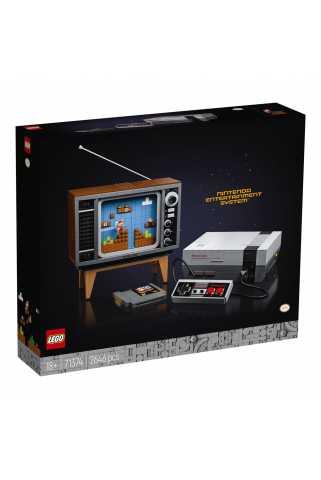 Конструктор LEGO Super Mario (Nintendo Entertainment System)