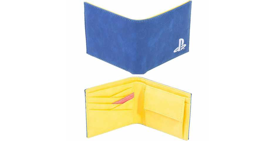 Кошелек PlayStation: Icons AOP Bifold Wallet