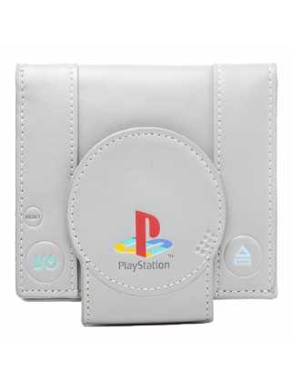 Кошелек PlayStation: Shaped Bifold Wallet