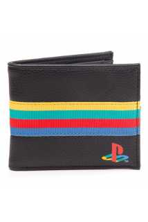Кошелек PlayStation: Webbing Bifold Wallet