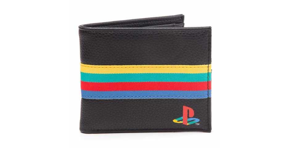 Кошелек PlayStation: Webbing Bifold Wallet