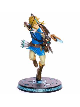 Фигурка Link (First 4 Figures) (The Legend of Zelda: Breath of the Wild)