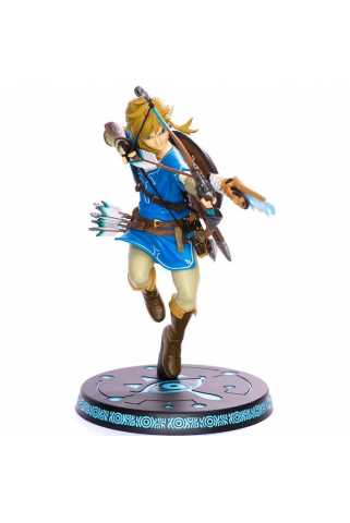 Фигурка Link (First 4 Figures) (The Legend of Zelda: Breath of the Wild)