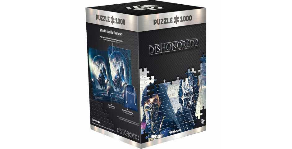 Пазл Dishonored 2 (Throne)