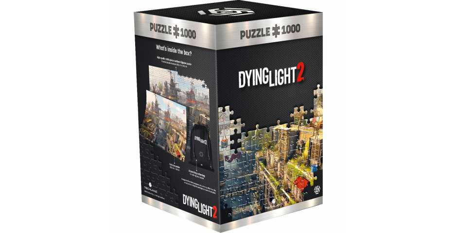 Пазл Dying Light 2 (City)