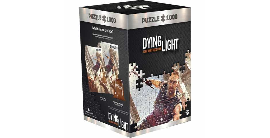 Пазл Dying Light (Crane's fight)
