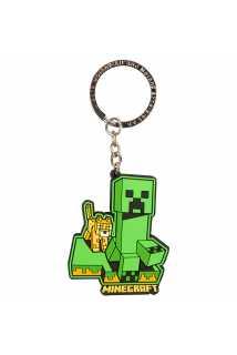 Брелок J!NX Minecraft Craftable Creeper Chase