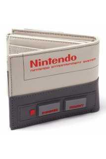 Кошелек Nintendo: NES Console Bifold Wallet