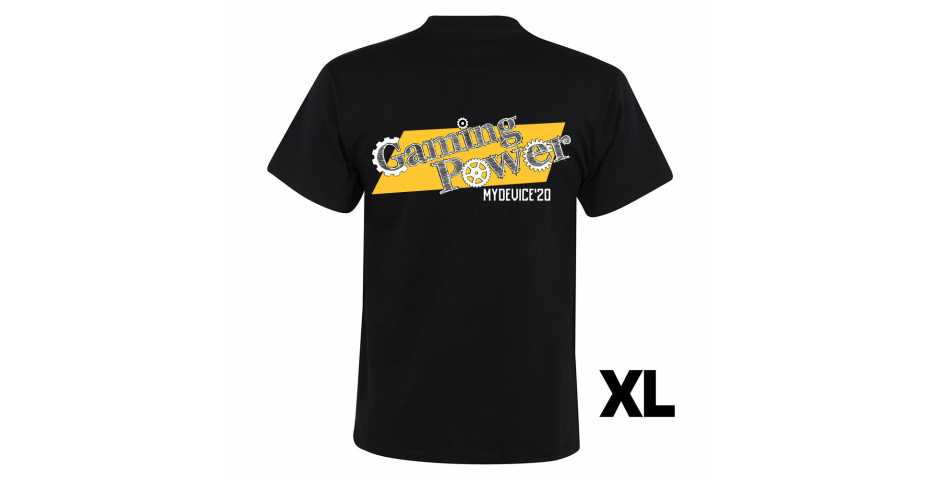 Футболка Gaming Power: Steampunk (XL)