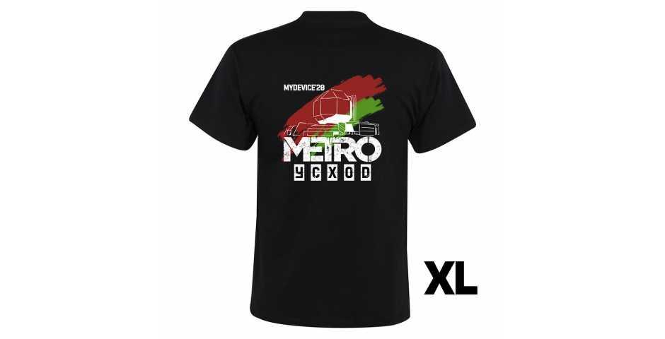 Футболка Metro: Усход (XL)