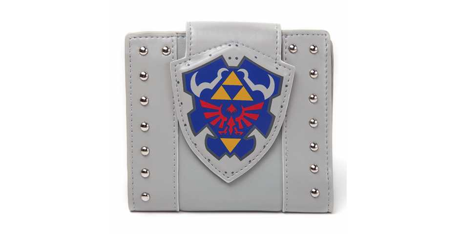 Кошелек Zelda: Link's Shield Bifold Wallet