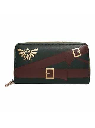 Кошелек Zelda: Suit Ladies Zip Around Wallet