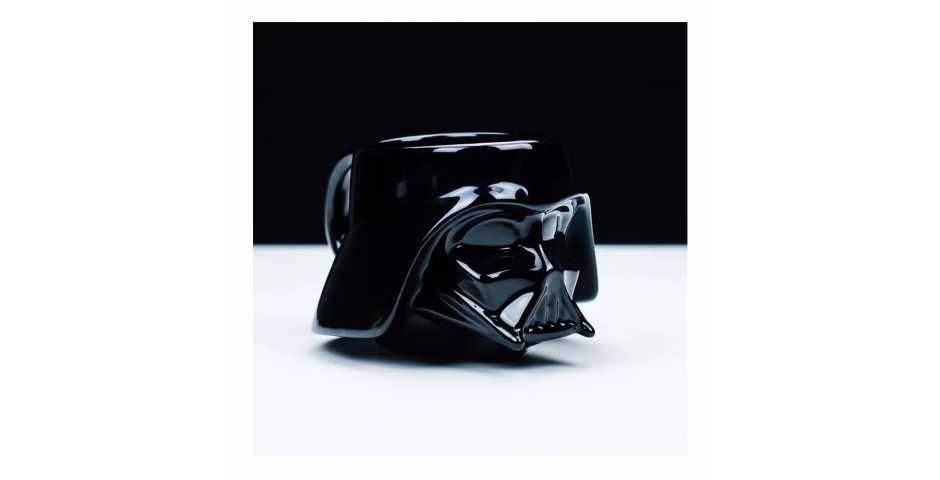 Кружка Darth Vader Shaped Mug DV
