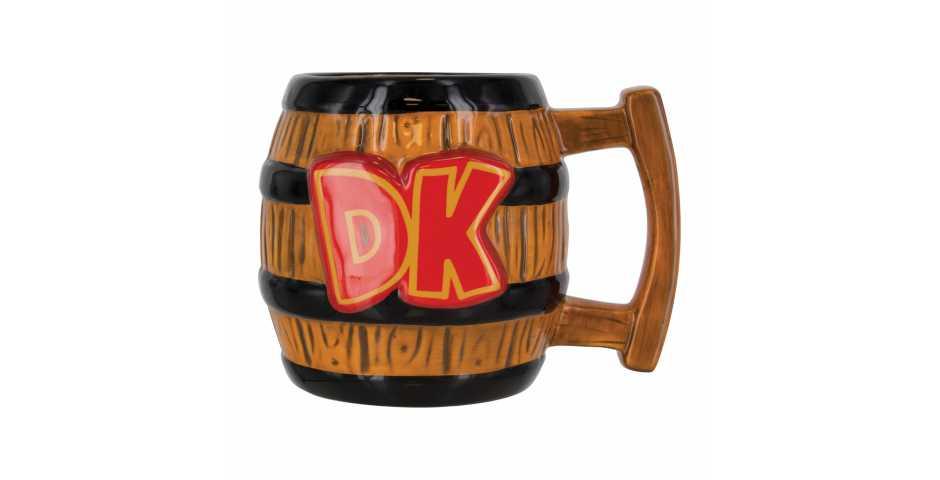 Кружка Donkey Kong Shaped Mug