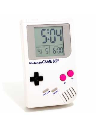 Часы Game Boy Alarm Clock