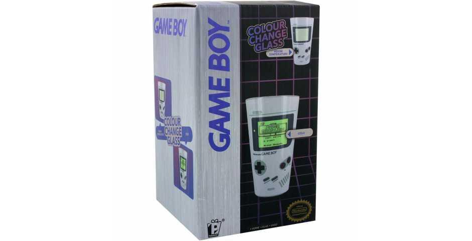 Бокал Game Boy Colour Change Glass
