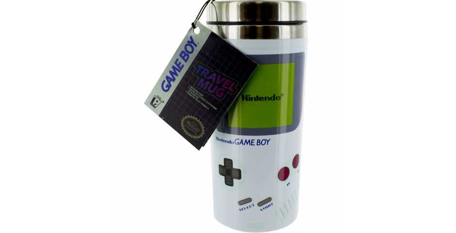 Кружка Game Boy Travel Mug