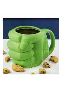 Кружка Marvel Avengers Hulk Shaped Mug