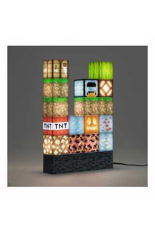 Светильник Minecraft Block Building Light