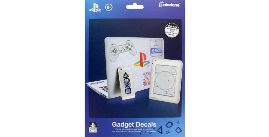 Набор наклеек PlayStation Gadget Decals