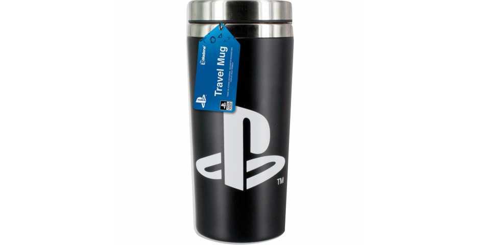 Кружка PlayStation Travel Mug