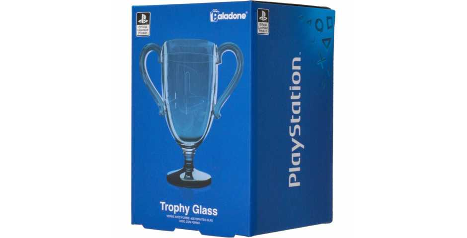Бокал PlayStation Trophy