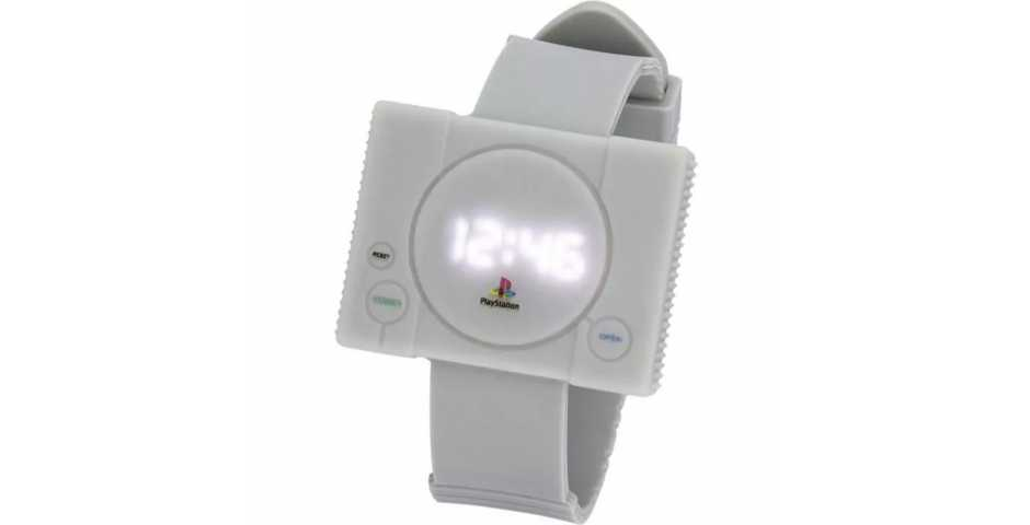 Часы PlayStation Watch