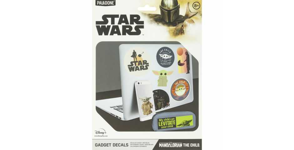 Набор наклеек Star Wars The Child Gadget Decals