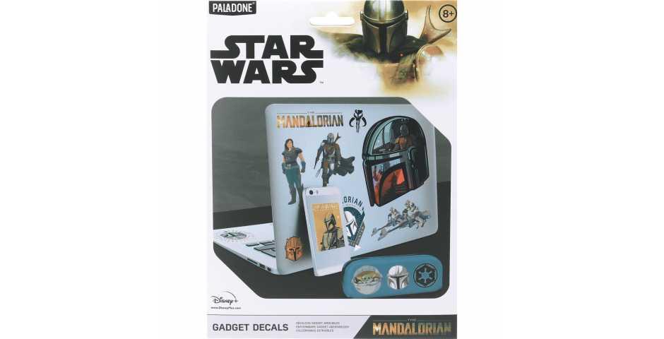 Набор наклеек Star Wars The Mandalorian Gadget Decals