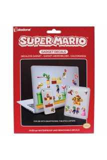 Набор наклеек Super Mario Gadget Decals