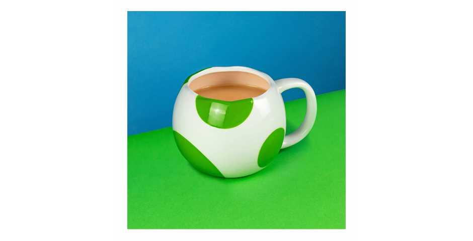 Кружка Yoshi Egg Shaped Mug