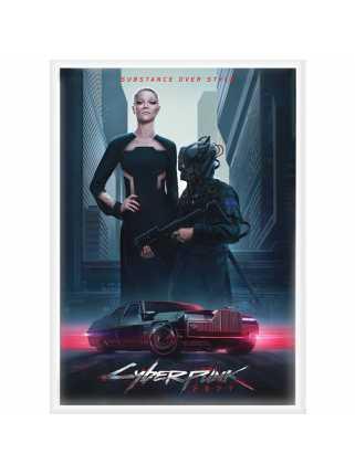 Постер Neomilitarism - Styles of Cyberpunk 2077 (Standard)