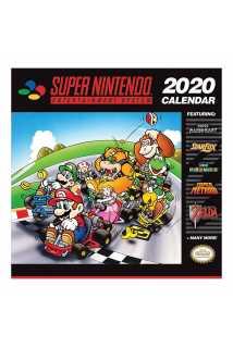 Календарь Super Nintendo Entertainment System 2020