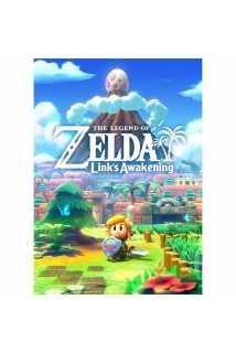 Постер The Legend Of Zelda (Link's Awakening)