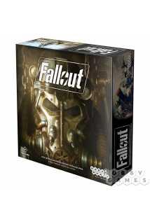 """Настольная игра """"Fallout"""""""