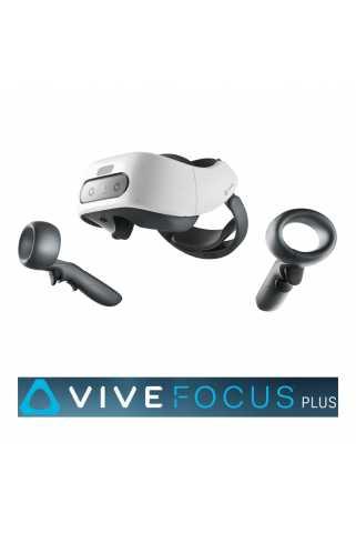 Шлем виртуальной реальности HTC VIVE Focus Plus