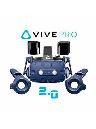 Система виртуальной реальности HTC VIVE Pro Full Kit 2.0