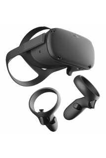 Шлем виртуальной реальности Oculus Quest (64GB)